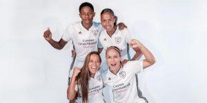 Equipe de futebol feminino de Madrid acerta máster com cassino