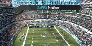 Futuro estádio de Rams e Chargers, da NFL, fecha com a Pepsico