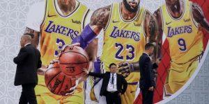 Como o boicote da China à NBA pode prejudicar os planos da Nike