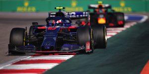Toro Rosso, da F1, terá novo nome a partir da próxima temporada