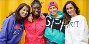 Após Visa e Nike, Uefa anuncia Esprit para o futebol feminino