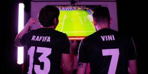 Umbro estreia no eSports em parceria com equipe da Netshoes