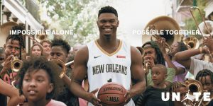 Jordan Brand reúne nova geração em primeira campanha global com Zion