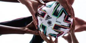 Adidas apresenta a Uniforia, bola oficial da Euro 2020