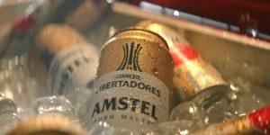 Amstel renova parceria com a Libertadores e inclui Sul-Americana até 2024