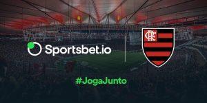 Sportsbet.io ativa Flamengo e aumenta prêmio para aposta na Libertadores