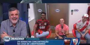 Fox Sports ativa Libertadores e vira 'casa' de argentino e brasileiro