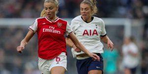 Na Inglaterra, interesse por futebol feminino desbanca NFL e críquete