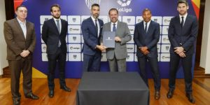 LaLiga fecha parceria com Federação Paulista para troca de conhecimentos