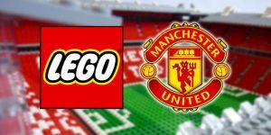 Manchester United firma acordo de licenciamento com a Lego