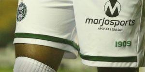 Coritiba renova acordo e amplia exposição da MarjoSports no uniforme