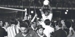 Puma celebra 50 anos do milésimo gol de Pelé com ação nas redes sociais