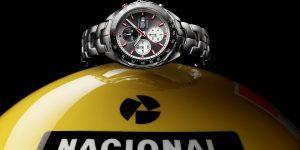 TAG Heuer homenageia legado de Ayrton Senna com dois novos relógios