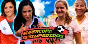 Desimpedidos cria torneio com 100% de presença feminina