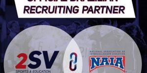 2SV fecha com instituição americana que recruta para esporte universitário
