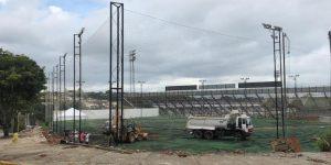 Red Bull inicia reforma do estádio do Bragantino para Brasileirão