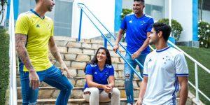 Após reunião, Cruzeiro muda de ideia e cumprirá contrato com a Adidas