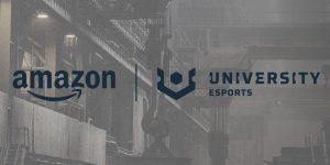 Amazon investe no mercado de eSports por meio de liga universitária