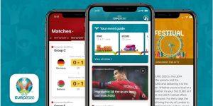 UEFA lança aplicativo da Euro 2020 que oferecerá transporte gratuito