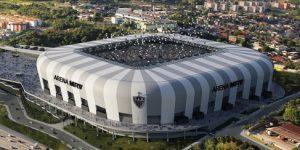 Com obras liberadas, Arena MRV, do Atlético-MG, sairá do papel