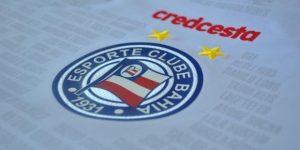 EC Bahia lança camisa especial com o nome de 263 torcedores