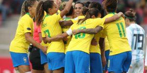 Brasil quer Copa feminina de 2023 e prevê US$ 70 milhões em receitas