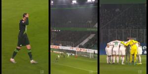 Bundesliga testa transmissão de jogo em tela vertical