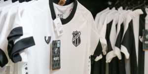 Com sucesso de vendas, Ceará pede novo lote de camisas