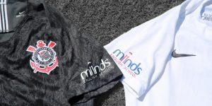 Juntos desde 2017, Minds Idiomas renova patrocínio ao Corinthians