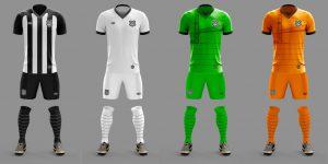 Com ajuda da torcida, Figueirense define nome de marca e uniformes para 2020