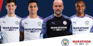 Manchester City amplia acordo e leva casa de apostas para camisa de treino