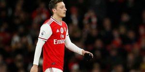 TV chinesa cancela transmissão da Premier League por crítica de Özil