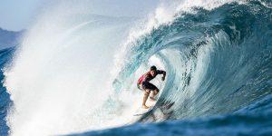 Comitê dos Jogos de Paris-2024 surpreende e escolhe Taiti para receber surfe
