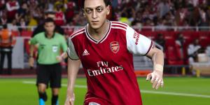 Após declaração em rede social, China veta presença de Özil no PES 2020