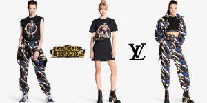 "Louis Vuitton e Riot Games unem forças para coleção de ""League of Legends"""
