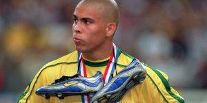 Nike faz evento para celebrar 25 anos de parceria com Ronaldo