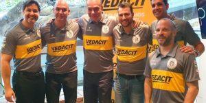 Por R$ 5 milhões, Vedacit terá naming rights e máster do Vôlei Guarulhos