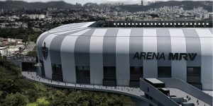 Atlético-MG vende parte do Diamond Mall e dá novo passo para Arena MRV