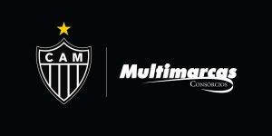 Multimarcas Consórcios é a nova patrocinadora do Atlético Mineiro