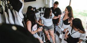 Ceará apresenta Vozão Móvel, sua primeira loja itinerante