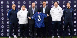 Chelsea anuncia empresa de telecomunicações como nova patrocinadora máster