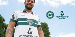 MajorSports amplia patrocínio e migra para o máster do Coritiba