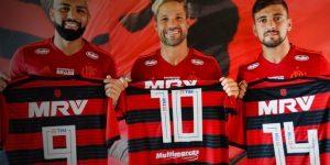 Flamengo deve anunciar a petroquímica Total como nova patrocinadora
