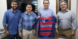 Fortaleza terá site de apostas esportivas no patrocínio máster