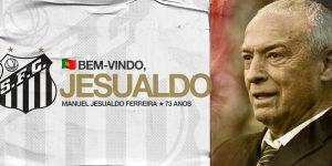 Por Jesualdo Ferreira, canal português transmitirá estreia do Santos no Paulistão