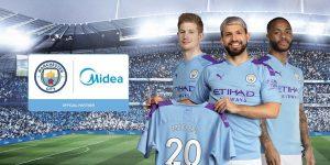 Manchester City foca no digital em parceria global com marca chinesa