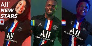 Accor ativa Brasil para apresentar nova camisa do PSG