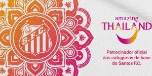 Santos fecha com Turismo da Tailândia para categorias de base