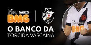 Vasco e BMG renovam patrocínio por mais três temporadas