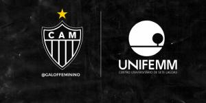 Atlético fecha aporte para time feminino e irá manter Universidade do Galo